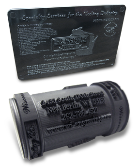 Wisconsin Engraving: Mold Texturing & Engraving Services