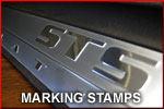 Marking Stamps